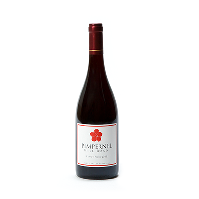 PIMPERNEL VINEYARDS HILL ROAD PINOT NOIR