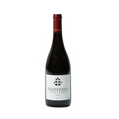 PIMPERNEL VINEYARDS SYRAH